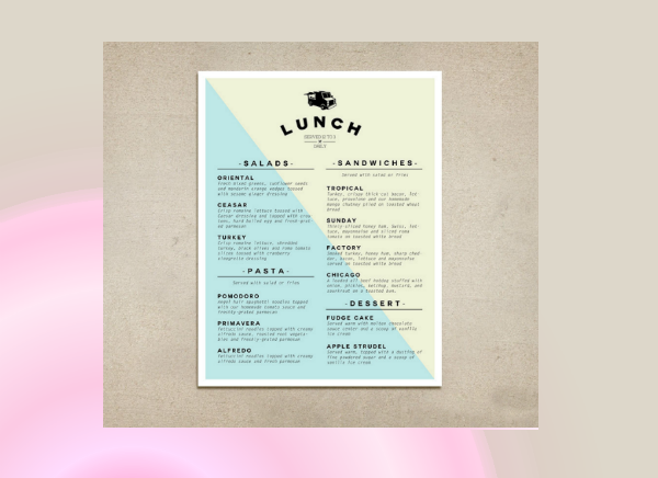 custom restaurant lunch menu design featured img too