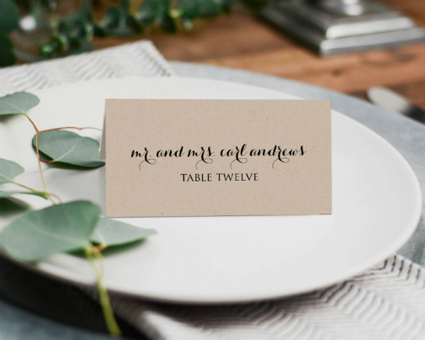 editable wedding place card template featured img