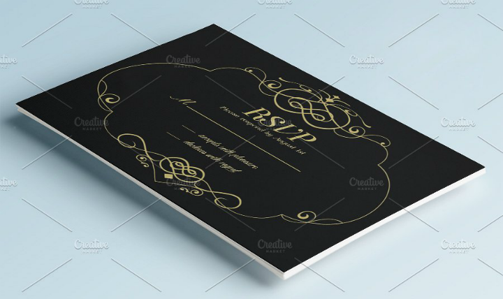 elegant-wedding-invitation-and-rsvp-template