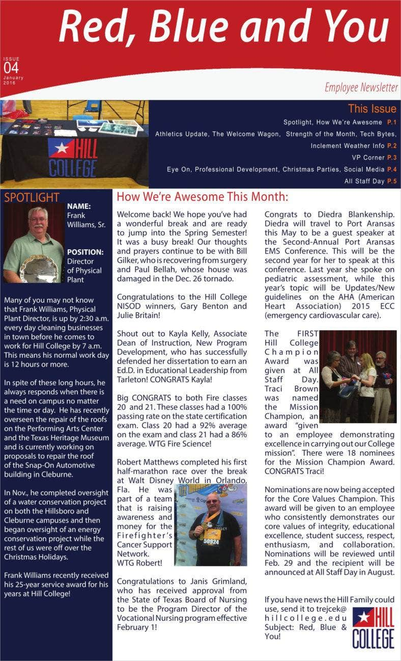 employee newsletter january 11 788x1297