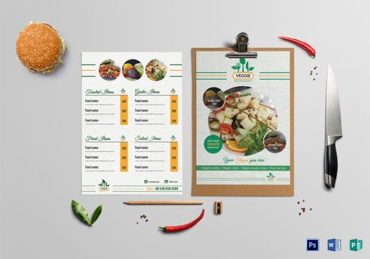 farm-fresh-menu-template