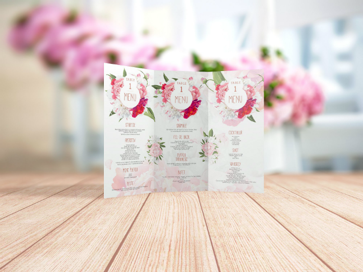 floral-wedding-indesign-menu-template