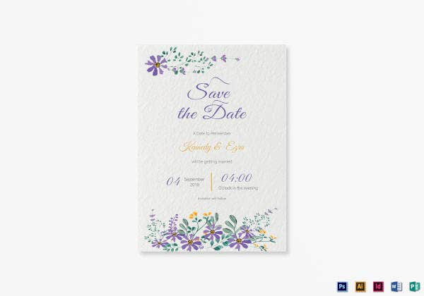garden-save-the-date-card-template