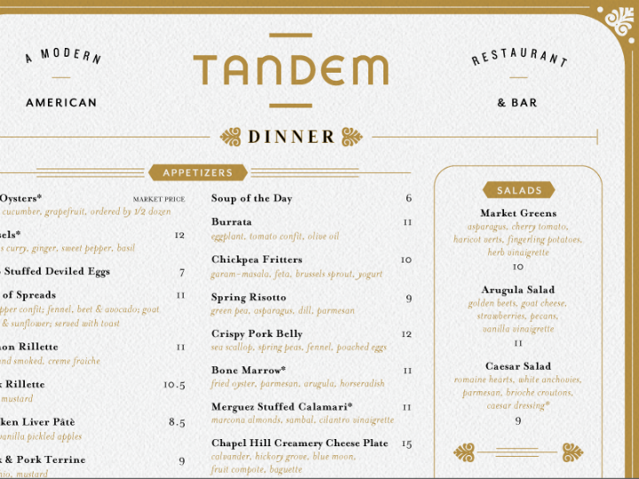 gold-dinner-menu-design