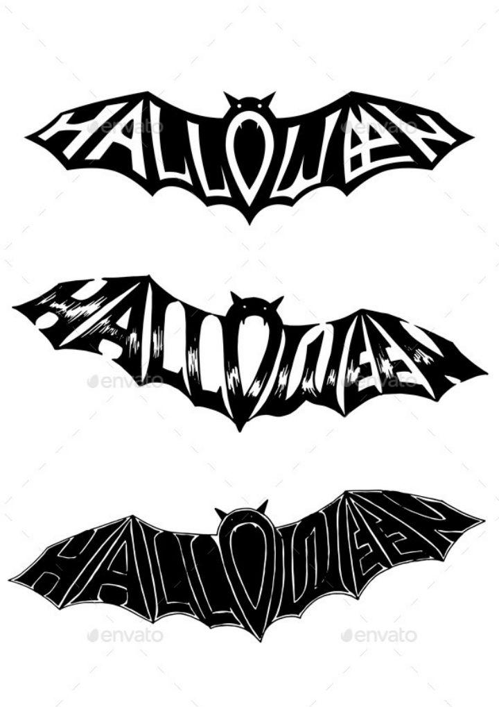 halloween_bat_lettering_590