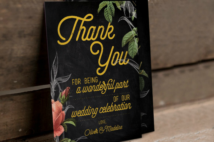 hand-drawn-floral-wedding-thank-you-card