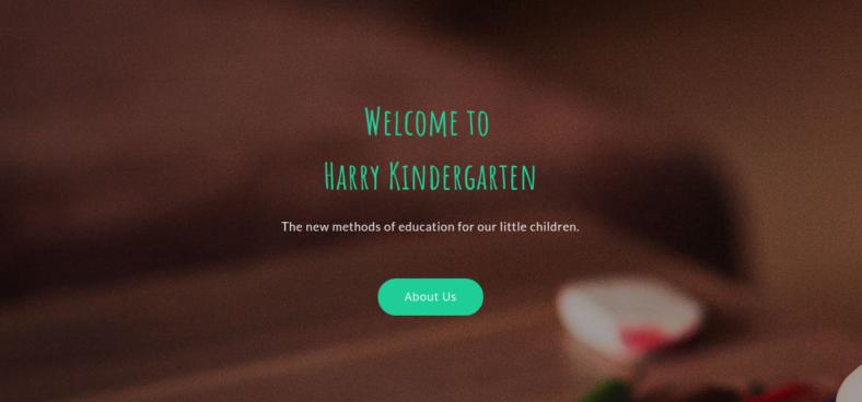 harry-kindergarten