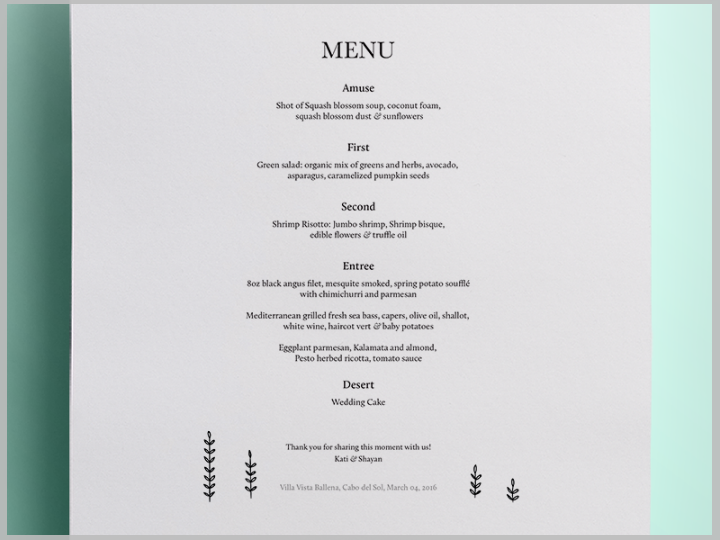 minimalist-wedding-dinner-menu-design