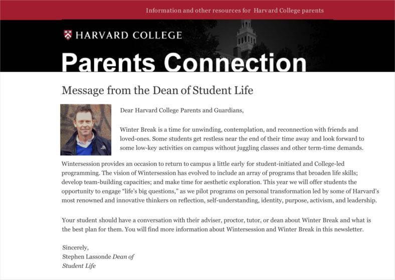parents newsletter template 11 788x559
