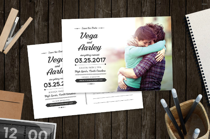 portrait-save-the-date-post-card-template