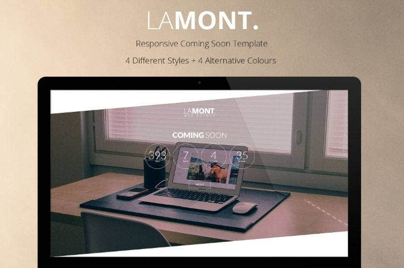 responsive-coming-soon-template