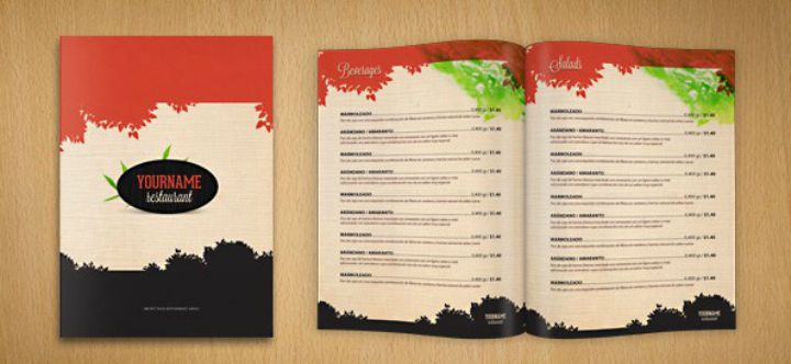 restaurant-free-menu-psd-template