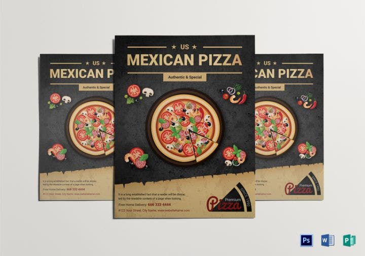 restaurant-mexican-pizza-flyer-template