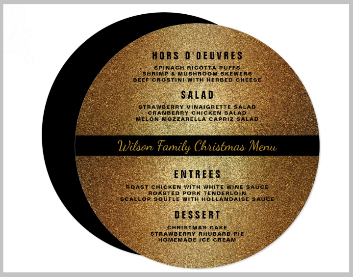 round-christmas-dinner-menu-design