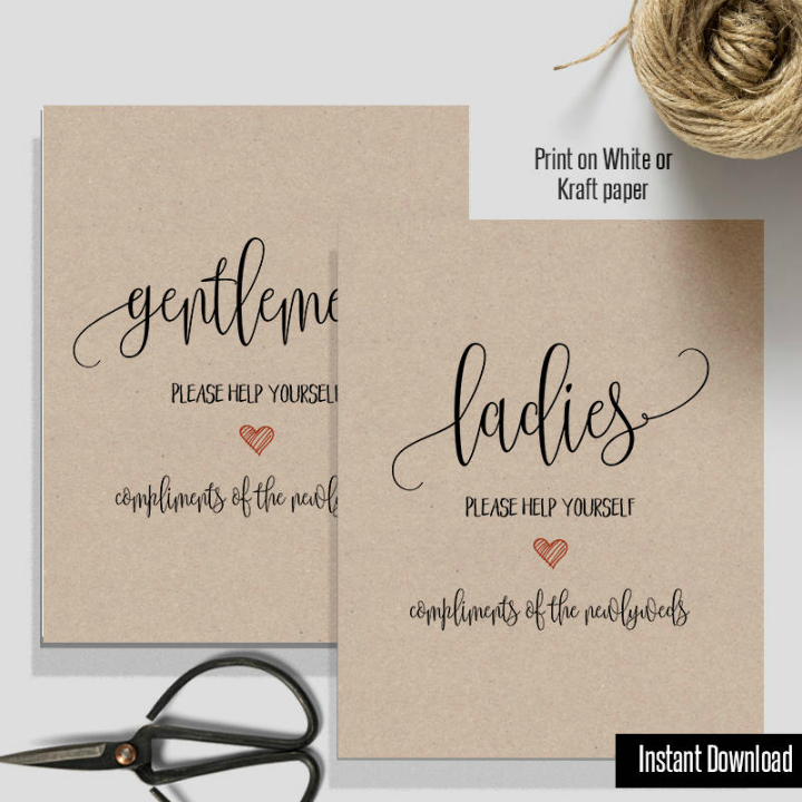 rustic-wedding-bathroom-sign-template