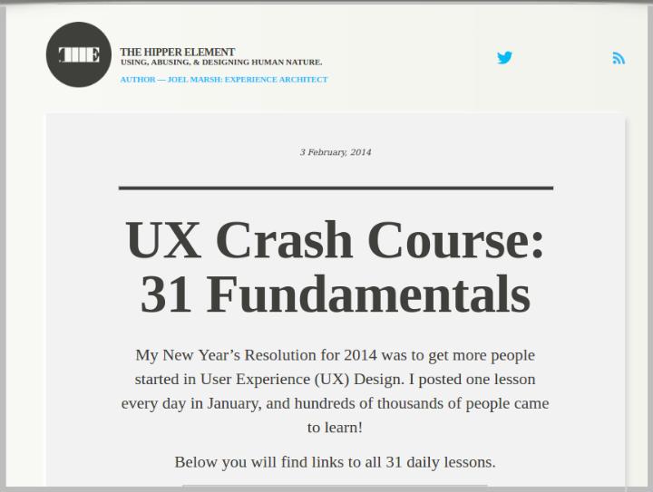 ux crash course1