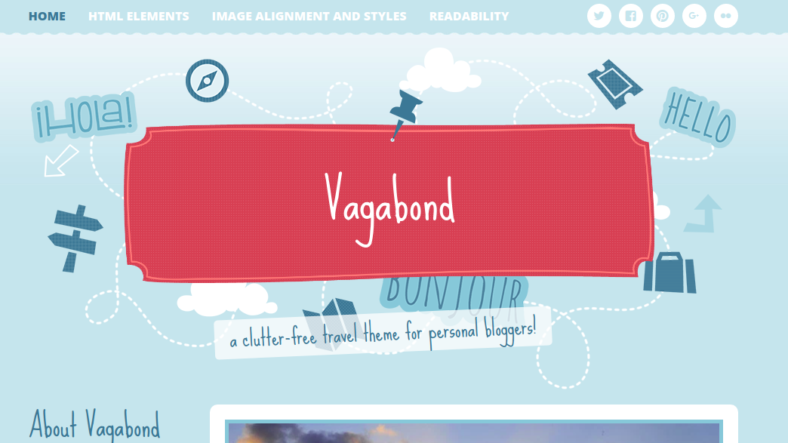vagabond-travel-theme