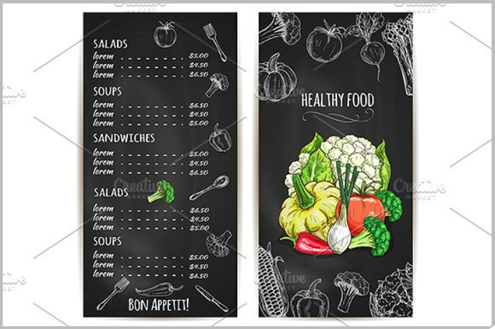 vegetarian-sandwich-menu-design
