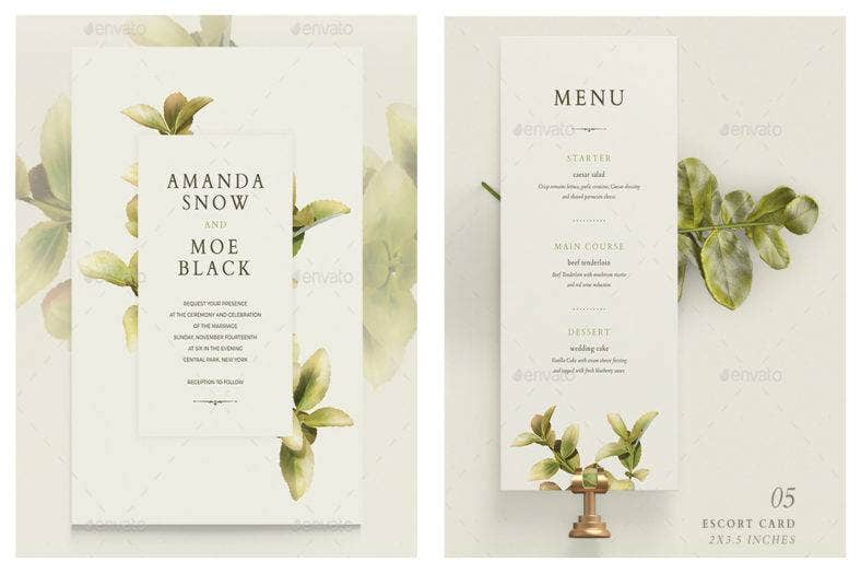 wedding-invitation-suite-green-foliage