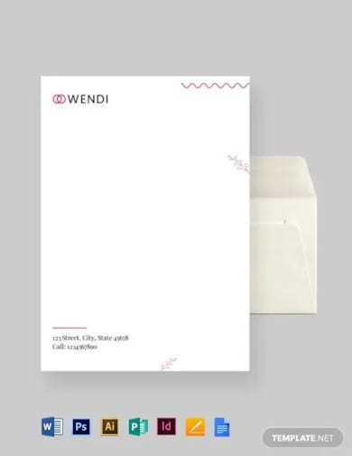 wedding planners envelope template