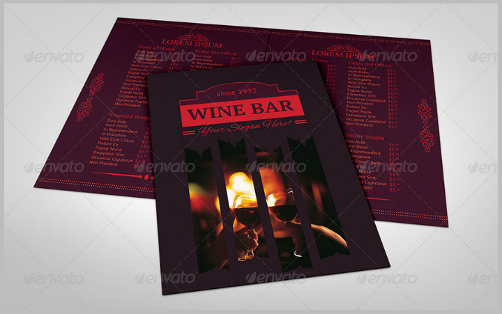 wine-bar-menu-design
