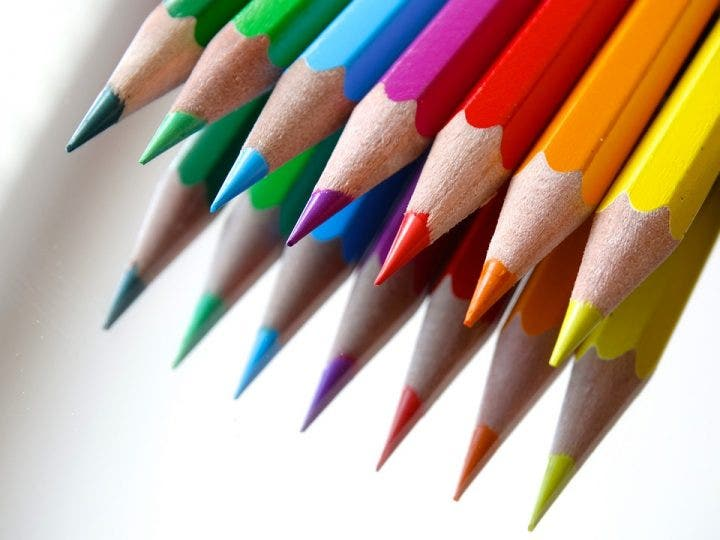 colored pencils 686679
