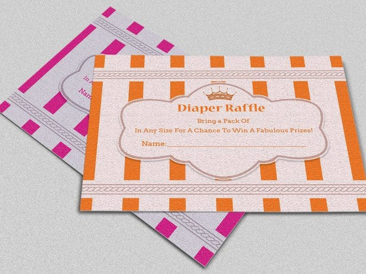 crown diaper raffle card template preview 3  e1507711597472