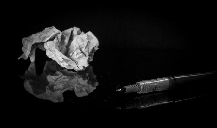 crumpled paper 1852978