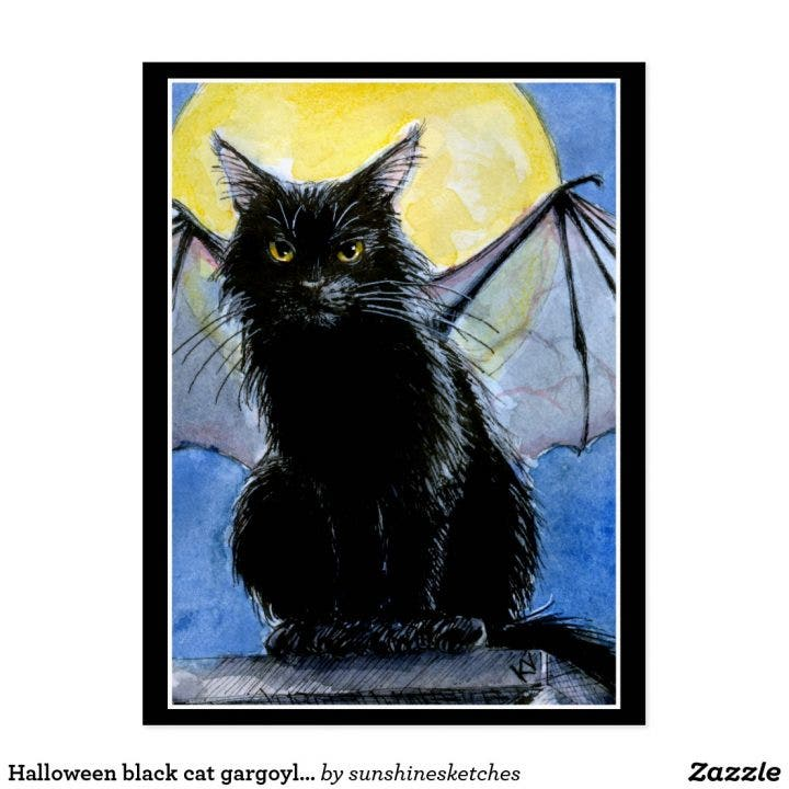 halloween_black_cat_gargoyle_postcard-re7fedbd95d5d439b908f796533cf1993_vgbaq_8byvr_1024