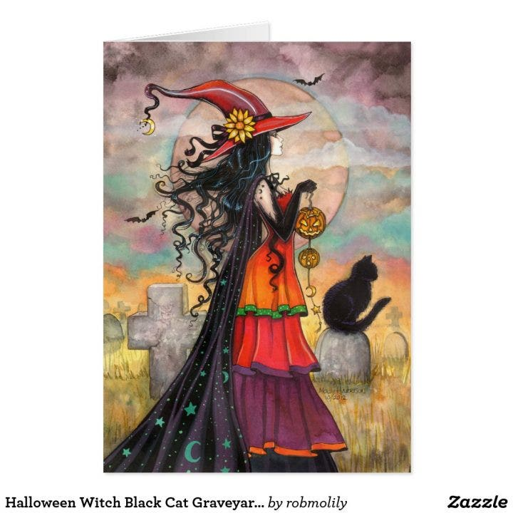halloween_witch_black_cat_graveyard_fantasy_art_card-r39e82fde7f88416e879d8a9f4a95147a_xvuat_8byvr_1024
