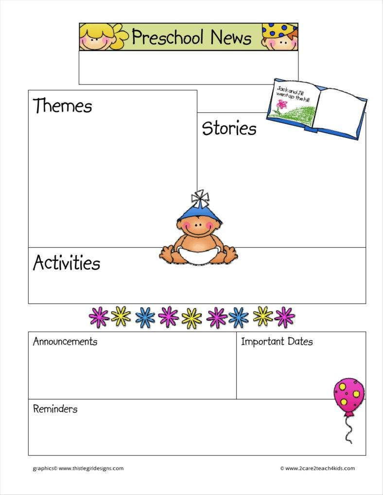 preschool curriculum free download pdf