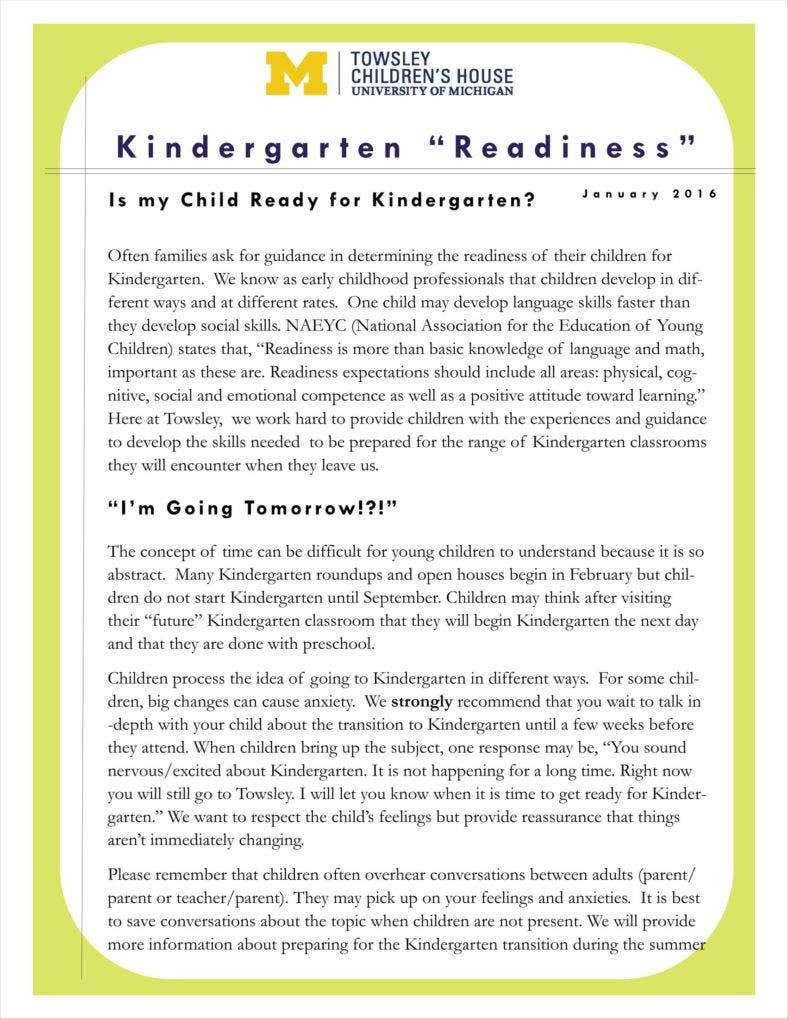 towsley newsletter kindergarten 2016 1 788x1019