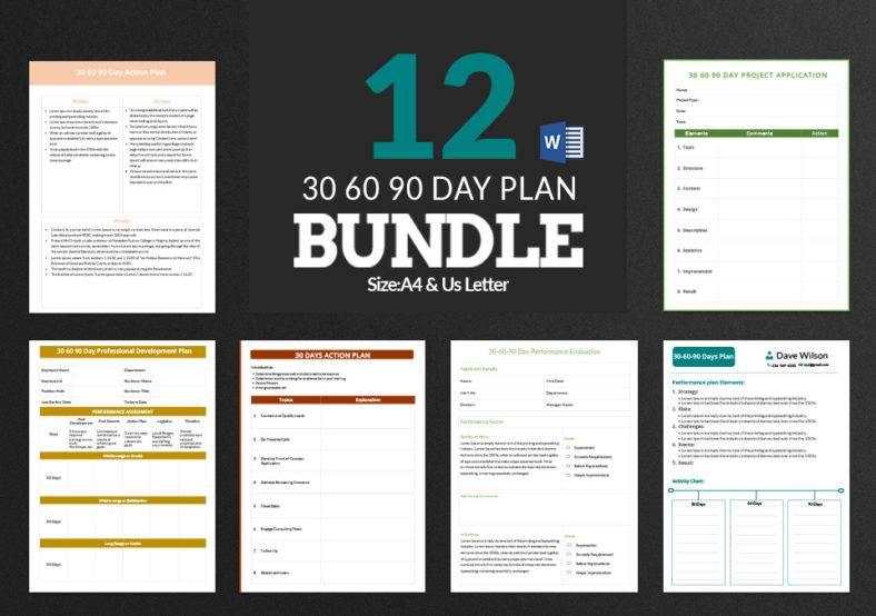 30_60_90_day_plan_templates_bundle