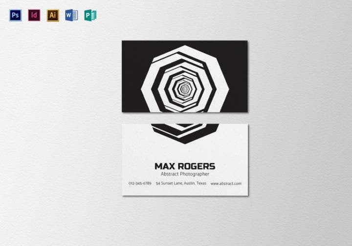 abstract photographer business card mock up 767x537 e1511254634863
