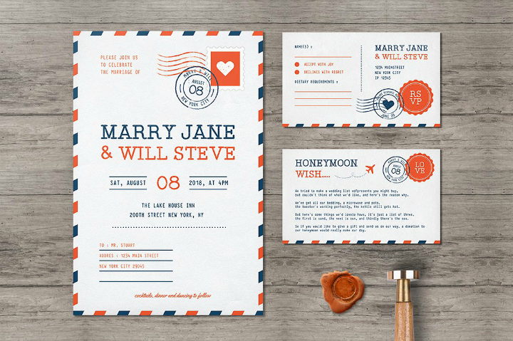 airmail-wedding-invitation-template
