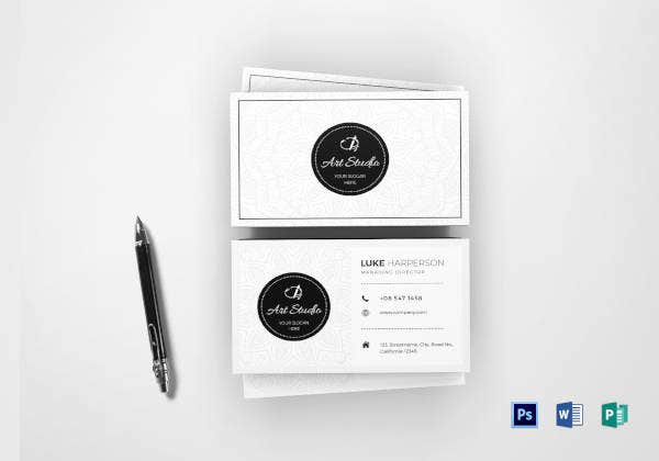 art-director-business-card-template