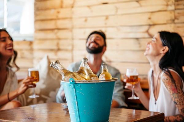 bar and lounges menu