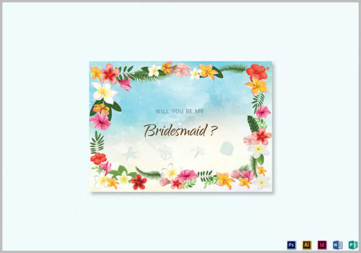 beach-will-you-be-my-bridesmaid-card-template