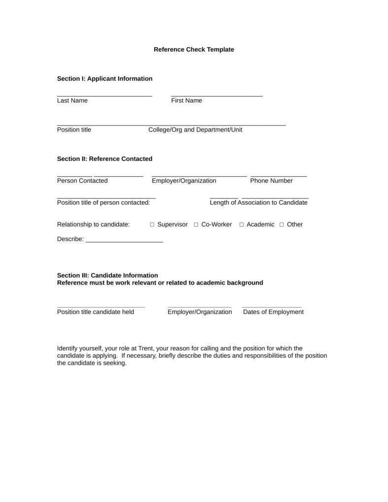 blank reference check form 788x1020