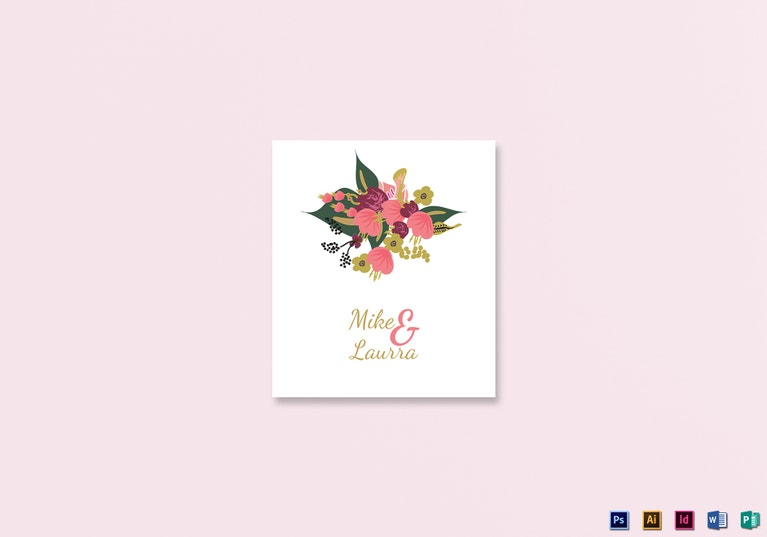 burgundy-floral-wedding-place-card-template