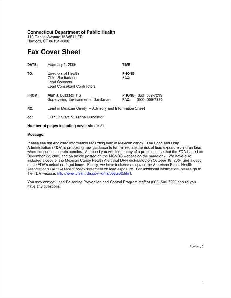 9 fax letterhead templates free pdf doc format download free