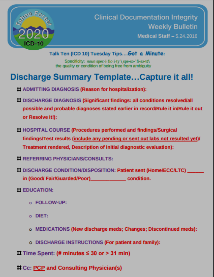 9 discharge summary templates pdf doc free premium templates clinical discharge summary template pronofoot35fo Images