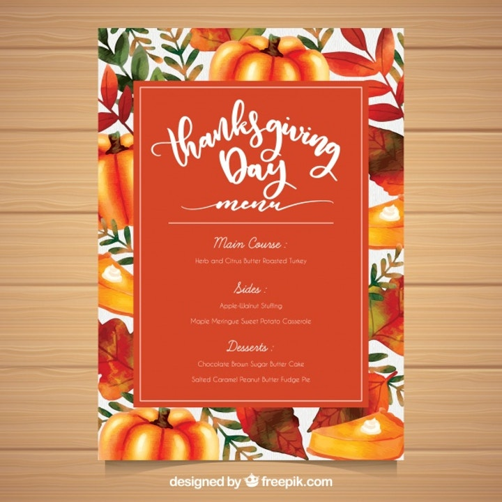 colorful-thanksgiving-menu-template
