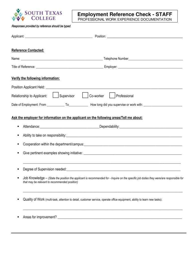 employment-reference-check-form