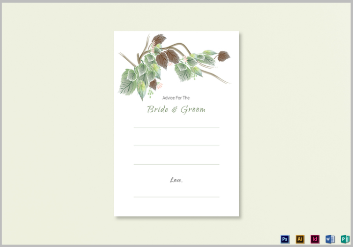 fall-wedding-advice-card-template