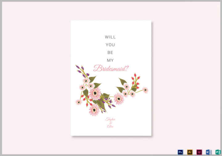 floral-will-you-be-my-bridesmaid-card-design-template