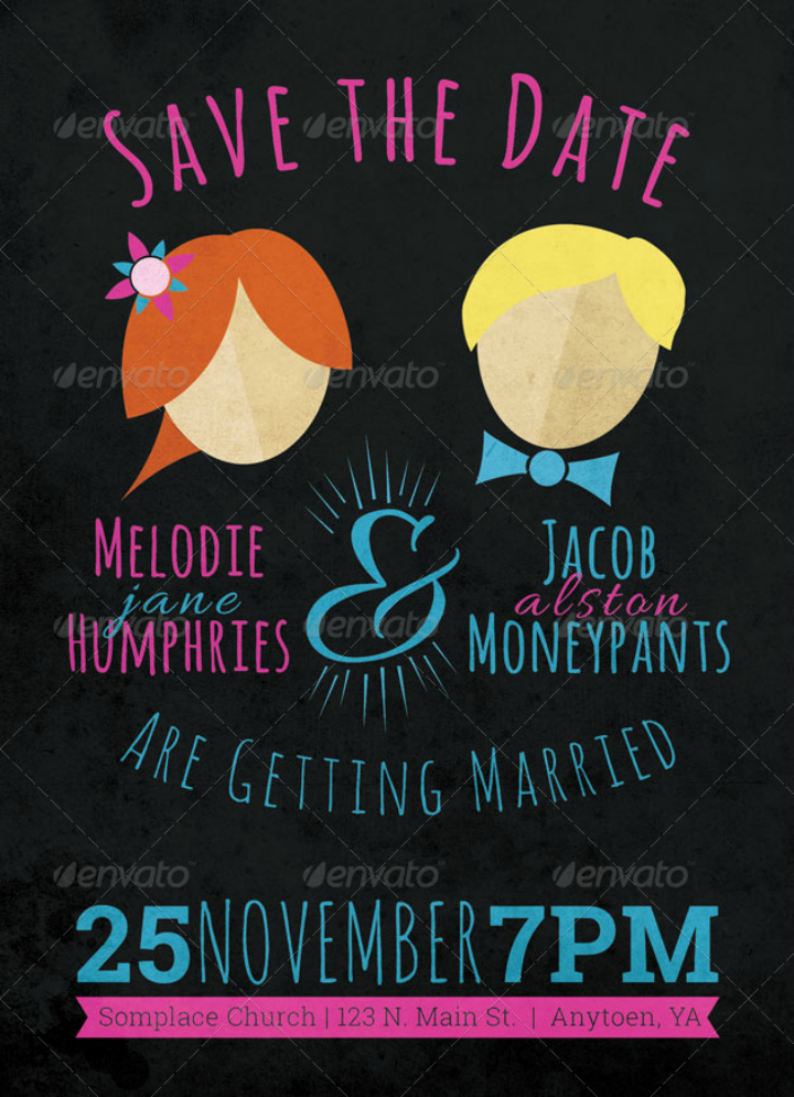 fun-wedding-save-the-date-flyer-template