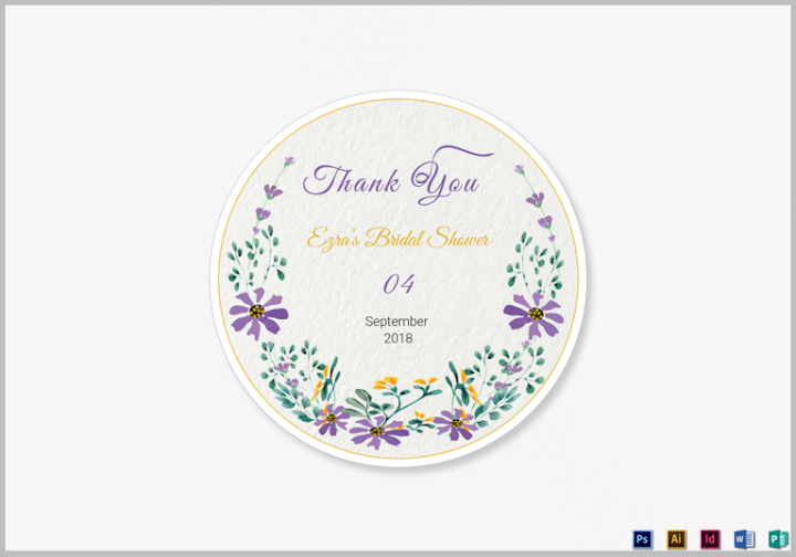 garden-wedding-label-template-psd