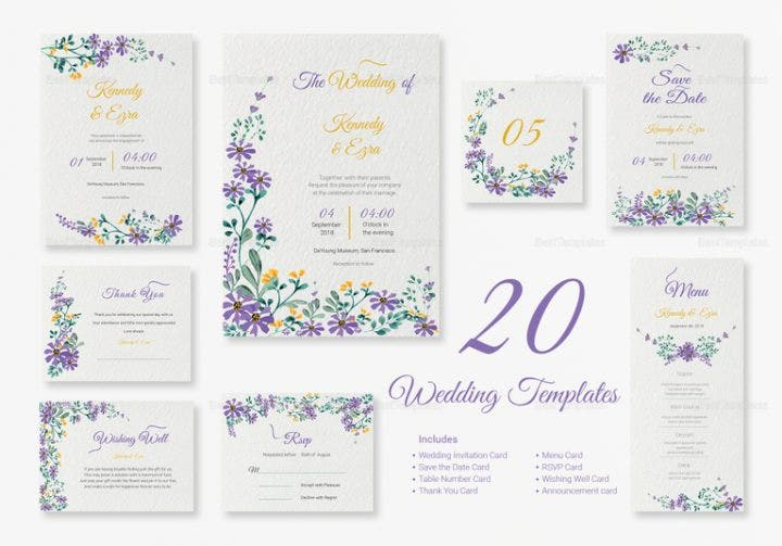 garden-wedding-templates-includes-20-designs