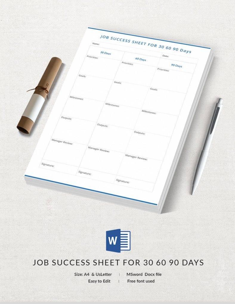 job_success_sheet_for_30_60_90_days